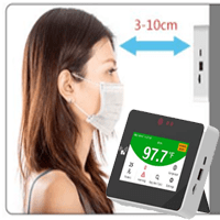 "CAMS : Temperature Based Access Control Device,Wrist/Forehead temperature is detected. Access control enables the door open when the temperature is within the configured range.  it can be used along with any of <a href=""http://camsunit.com/product/home.html?filter=fullaccesscontrol""> full </a> or <a href=""http://camsunit.com/product/home.html?filter=semiaccesscontrol"">semi</a> access control systems.