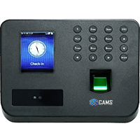 "CAMS : Face Recognition Attendance System,200 face templates, 500 fingerprints and 1000 cards supported attendance system and simple access control system<br><br><p> Do you like to link this device with your own web application? <a href=""http://camsunit.com/application/biometric-web-api.html"" rel=""WEB API for Biometric Attendance System"">Click Here for WEB API Documentation</a> </p>"