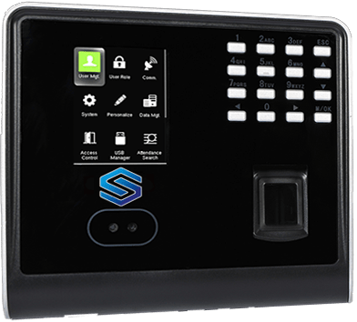 RSP10f9 - Face Recognition Attendance and Access Control System With  Inbuilt Battery