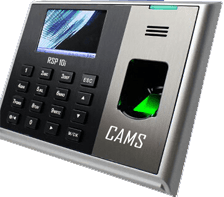 CAMS RSP10i2, Attendance System for School, Factory, Corporate