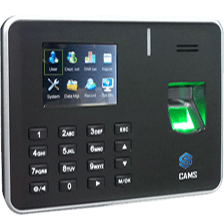 "CAMS : Fingerprint Attendance System,500 Fingerprint supported cost effective machine designed to support the smaller group of people to enter their attendance<br><br><p> Do you like to link this device with your own web application? <a href=""http://camsunit.com/application/biometric-web-api.html"" rel=""WEB API for Biometric Attendance System"">Click Here for WEB API Documentation</a> </p>"