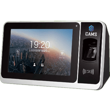 CAMS : Tablet Fingerprint Attendance System,CAMS Zpad 500, is a tablet terminal integrated with Android 6.0 system. It's using latest SilkID optical sensor for thousands fingerprint user, it brings good experience on fingerprint authentication, even dry, wet or rough fingerprints. It is an enriched version of Zk Version<br><br>