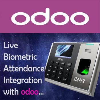 Odoo Lite Edition - Realtime Biometric Attendance Report