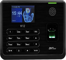 ZkTeco Biometric Time Attendance and Access Control System Buy Online